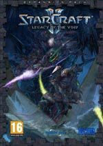 StarCraft II Legacy of the Void Coperta