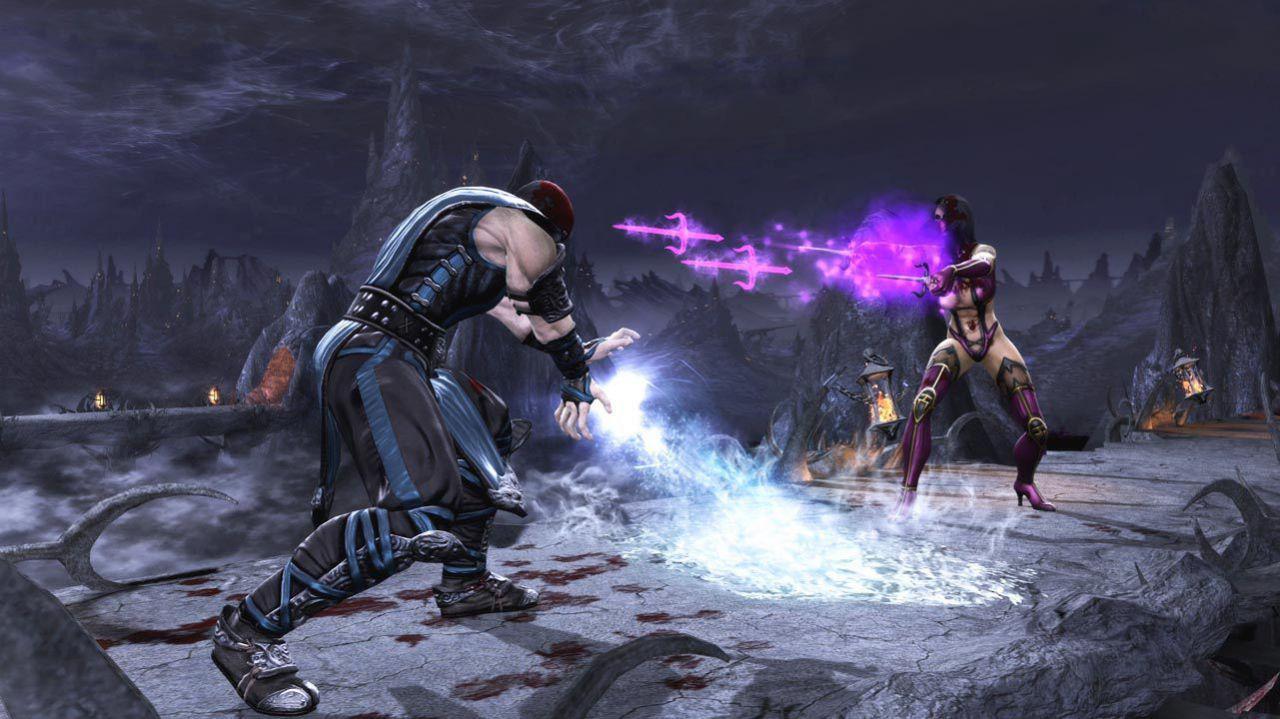 Mortal Kombat – Screenshots