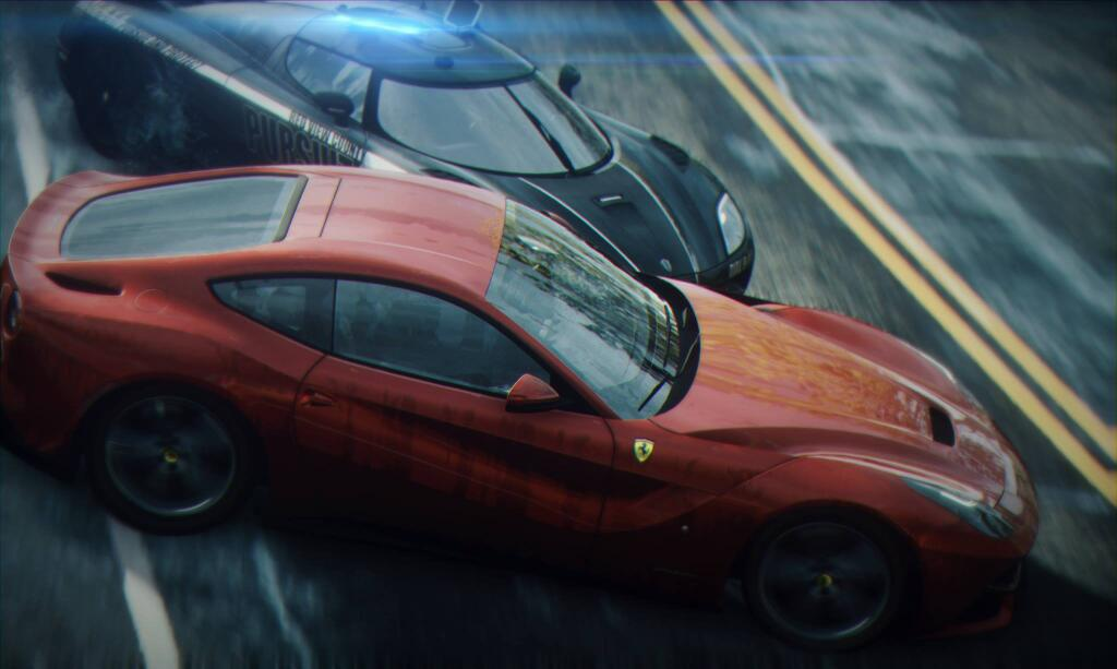 Need for Speed Rivals – Screenshots