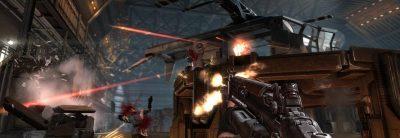 Wolfenstein: The New Order – Gameplay Screenshots