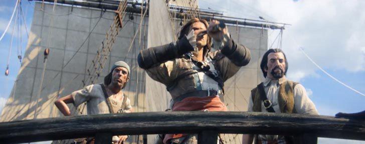 Assassin's Creed 4: Black Flag – E3 Cinematic Trailer