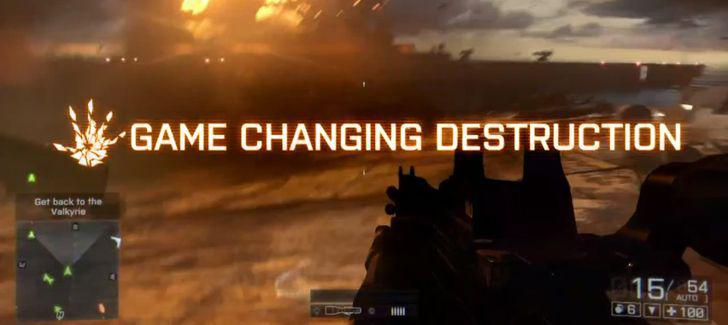 Battlefield 4 – Frostbite 3 Feature Video