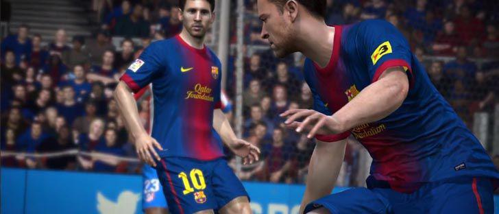 FIFA 14 – E3 Trailer