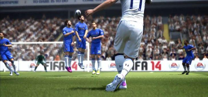 FIFA 14 – Gameplay Trailer