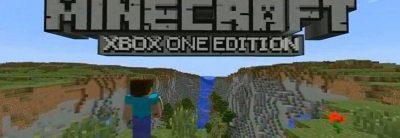 Minecraft confirmat pentru Xbox One