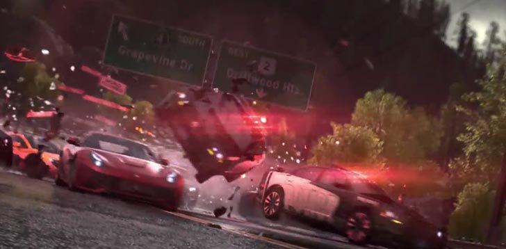 Need for Speed Rivals – Cops vs Racers E3 Trailer