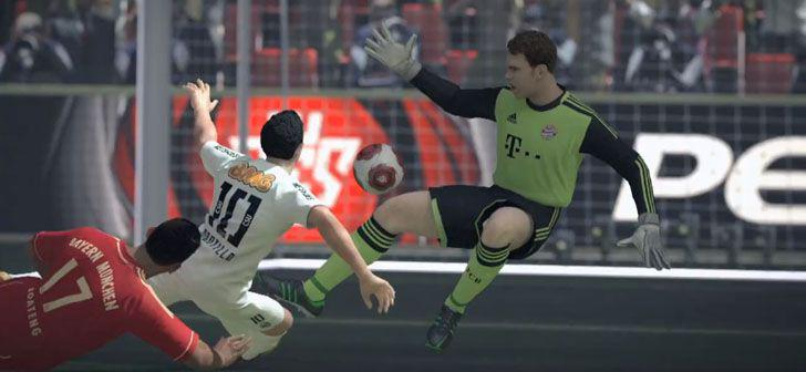 Pro Evolution Soccer 2014 – E3 Trailer