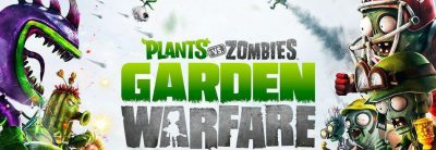 Plants vs Zombies Garden Warfare Logo feb