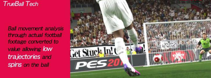 Pro Evolution Soccer 2014 – Features Trailer