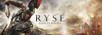 Ryse Son of Rome Logo nov