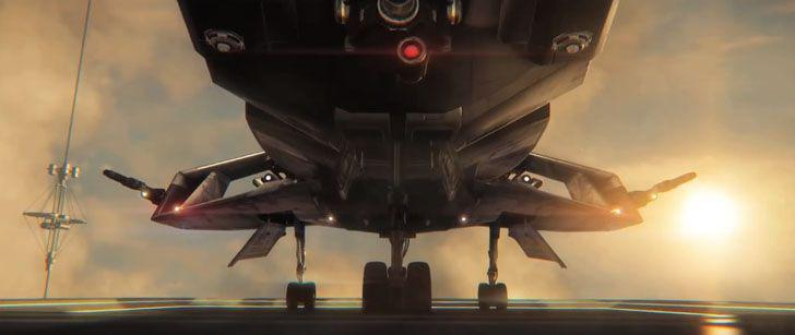 Star Citizen – Engine Footage Trailer