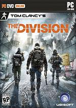 Tom Clancys The Division Box Art