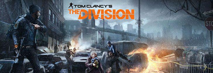 Tom Clancys The Division Logo