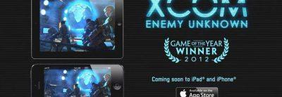 XCOM: Enemy Unknown vine pe iOS în această săptămână
