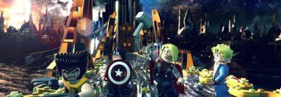 LEGO Marvel Super Heroes – Screenshots