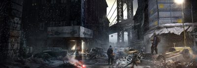 Tom Clancy's The Division – E3 Screenshots