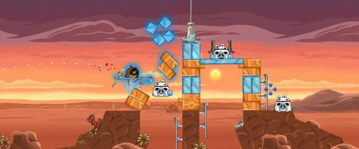 Angry Birds Star Wars - Coming to a console near you!