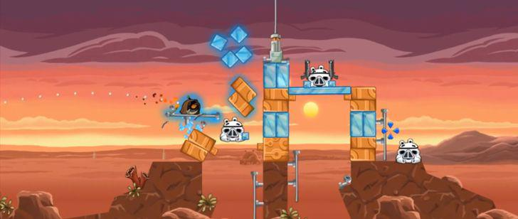 Angry Birds Star Wars – Coming to a console near you!