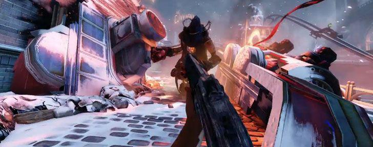 BioShock: Infinite – Clash in the Clouds Trailer