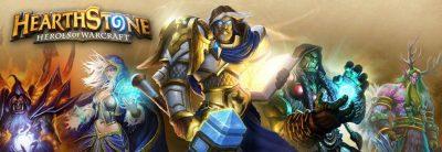Hearthstone Heroes of Warcraft nov