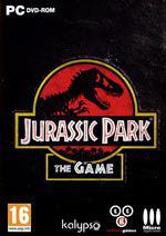 Jurassic Park The Game Coperta
