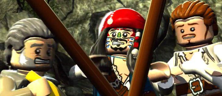 LEGO Pirates of the Caribbean: The Video Game – Gameplay Trailer