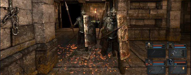 Legend of Grimrock - Release Trailer