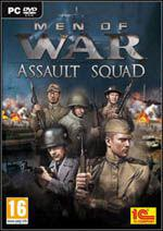 Men of War Assault Squad Coperta