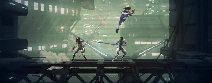 Strider – Announce Trailer