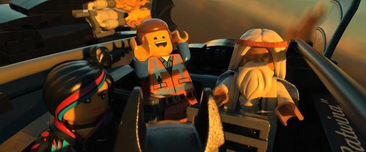 The LEGO Movie Videogame anunțat
