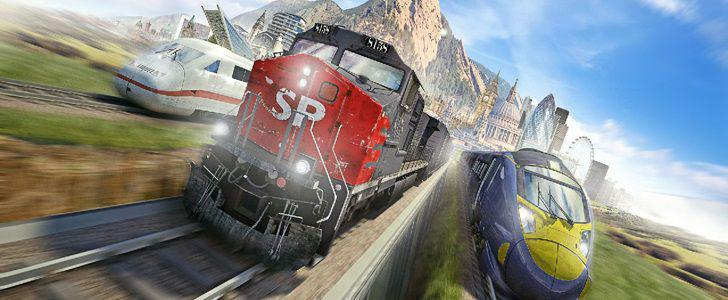 Train Simulator 2014 va fi lansat pe 26 Septembrie