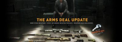 Counter-Strike: Global Offensive Arms Deal Update