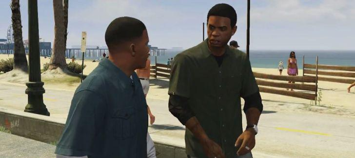 Grand Theft Auto V – The Official Trailer