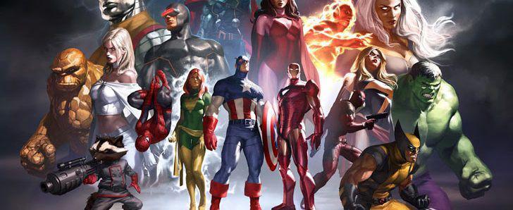 Update 1.1 pentru Marvel Heroes