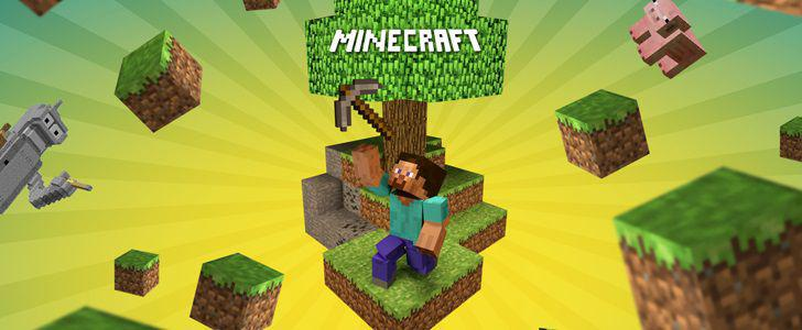 Minecraft vine pe PS4, PS3 și PS Vita – Digital Games
