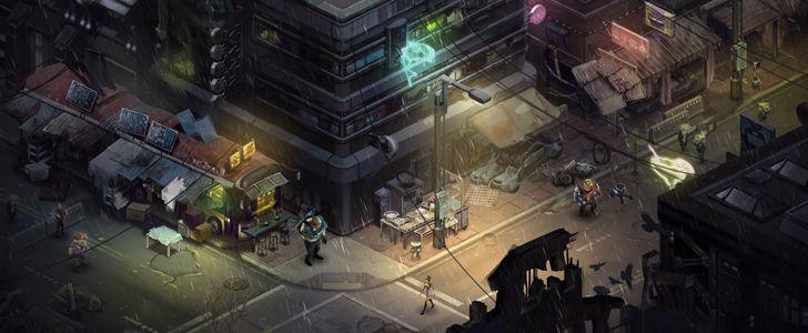 Shadowrun Returns Berlin DLC 2014