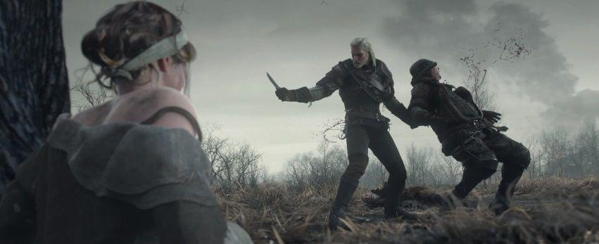 The Witcher 3: Wild Hunt – Killing Monsters Cinematic Trailer