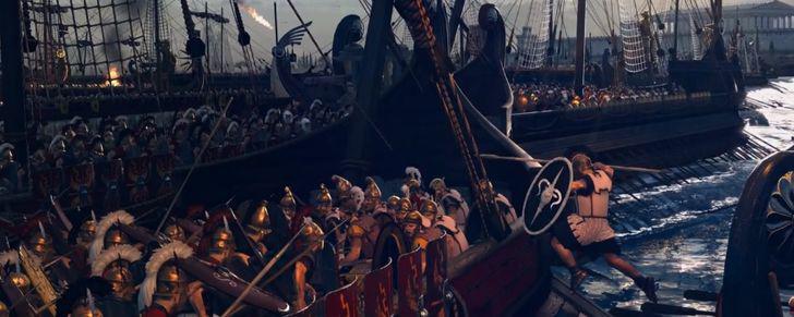 Total War: Rome 2 – Naval Warfare Trailer