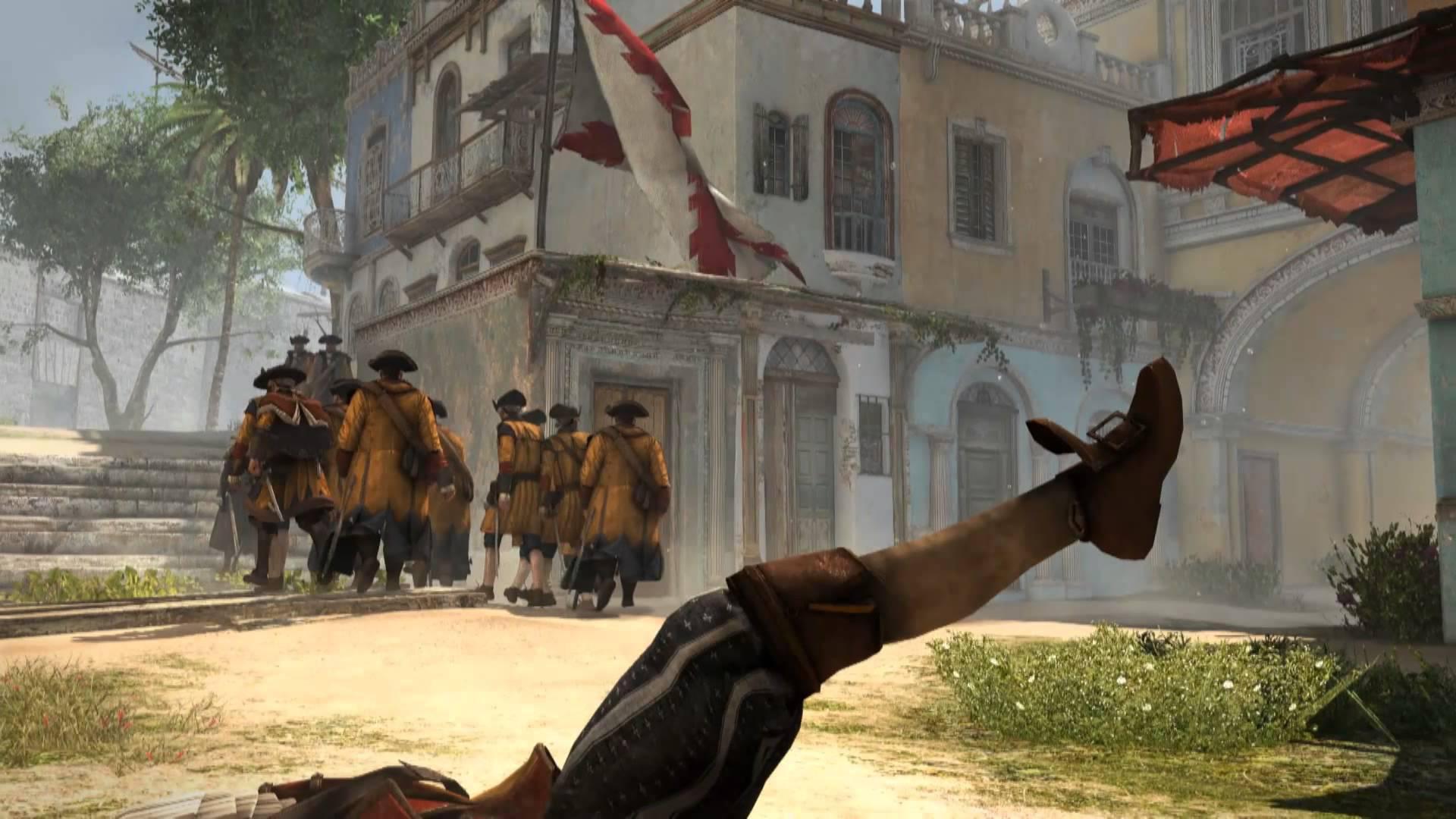 Assassin's Creed 4: Black Flag – Stealth Trailer