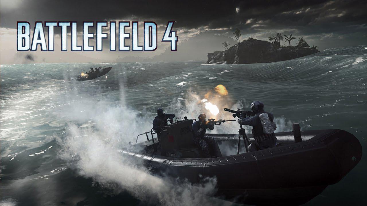 Battlefield 4 – Paracel Storm Multiplayer Trailer