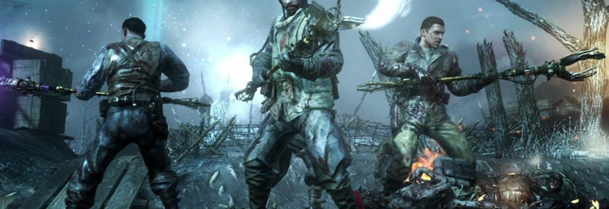 Call of Duty: Black Ops II - Apocalypse Gameplay Video