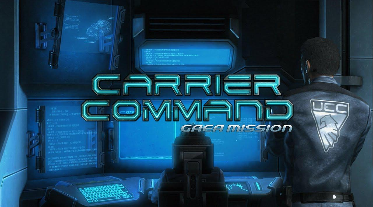 Carrier Command: Gaea Mission – Launch Trailer
