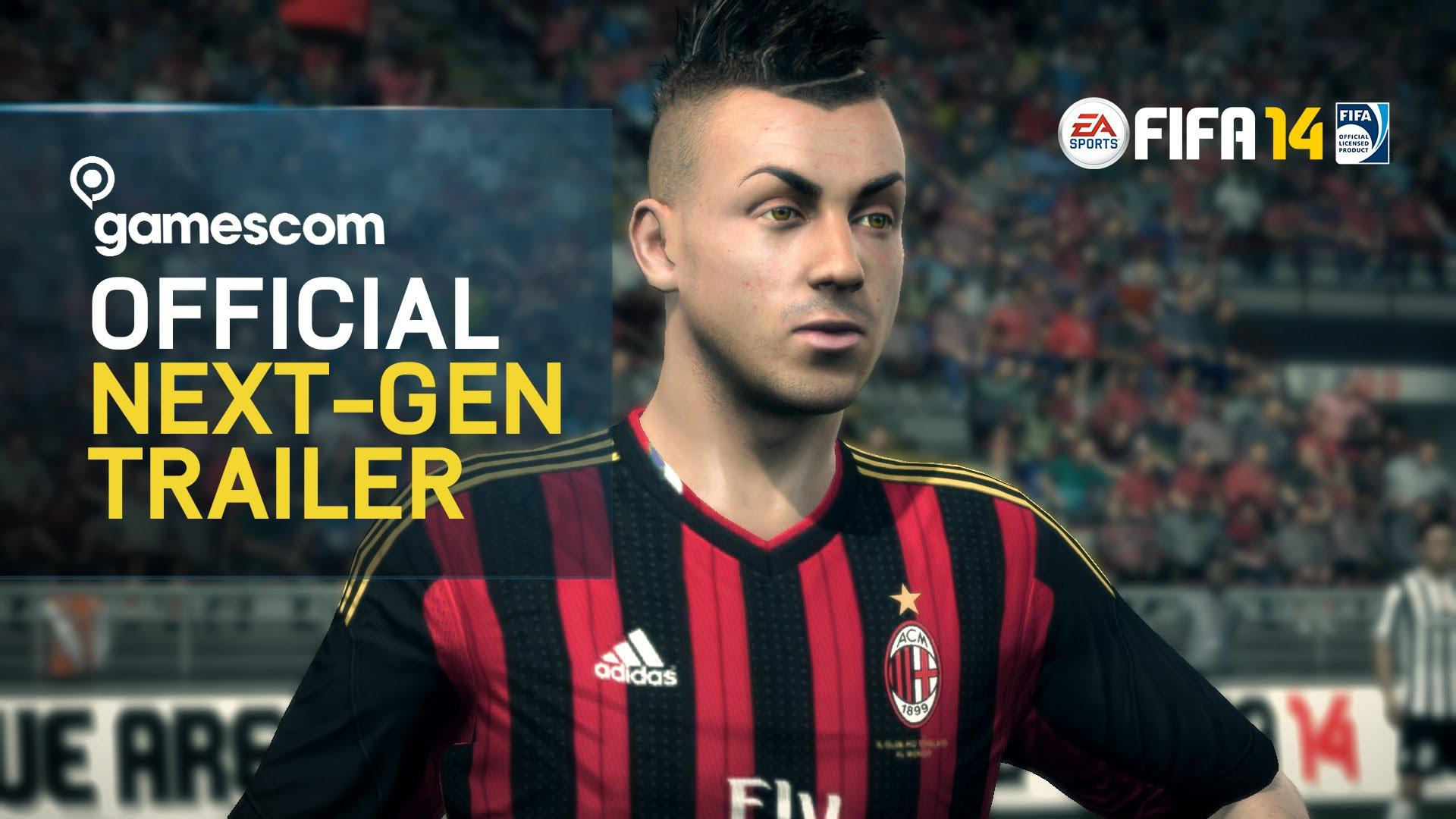 FIFA 14 – Living Worlds Gameplay Trailer