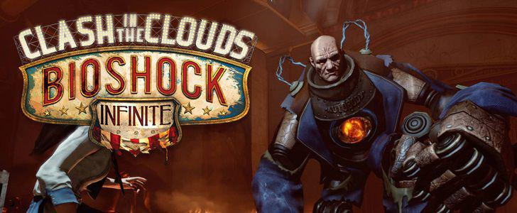 BioShock: Infinite DLC Clash in the Clouds disponibil pe Mac