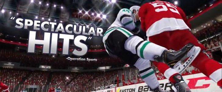 NHL 14 - Launch Trailer