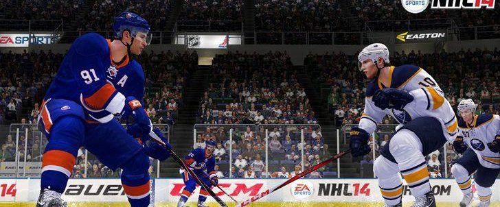 NHL 14 primește online seasons în Ultimate Team