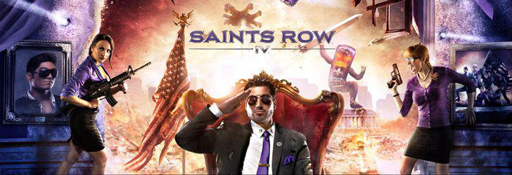 Saints Row 4 Review Română
