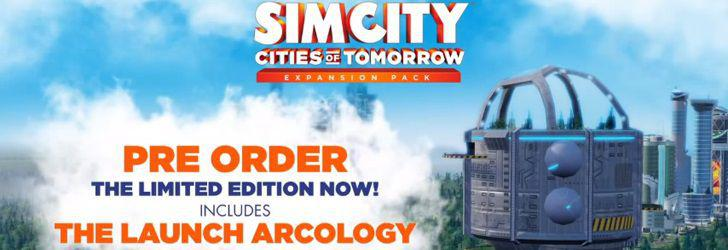 SimCity: Cities of Tomorrow Announce Teaser Trailer