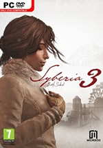 Syberia 3 Box Art