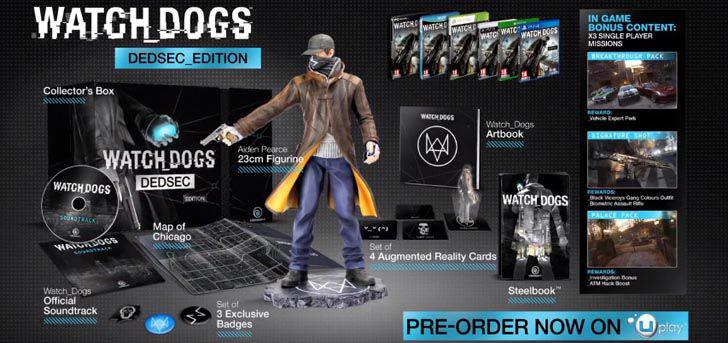 Watch Dogs – DedSec Edition Unboxing